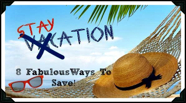 staycation idea