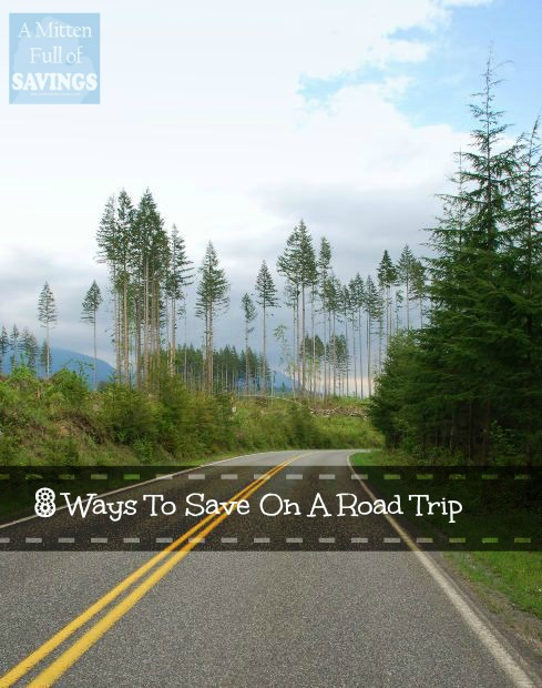 ways to save on a road trip