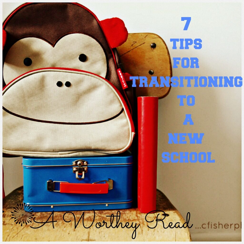 7 tips for transitioning to a new school