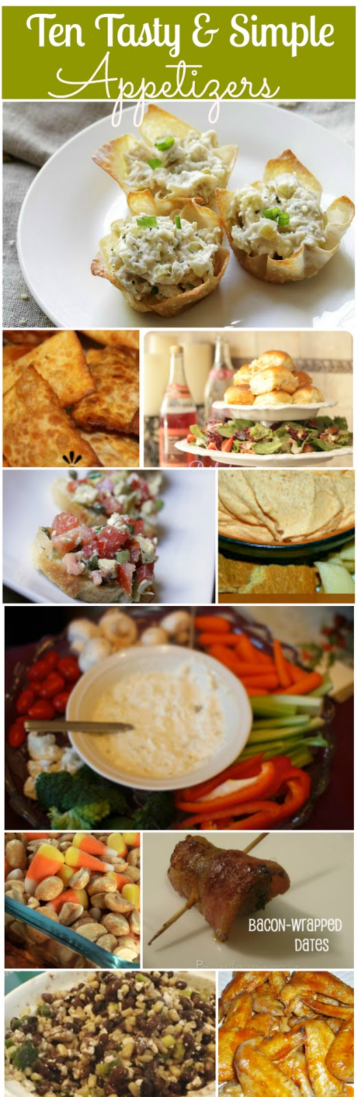 10 Appetizers