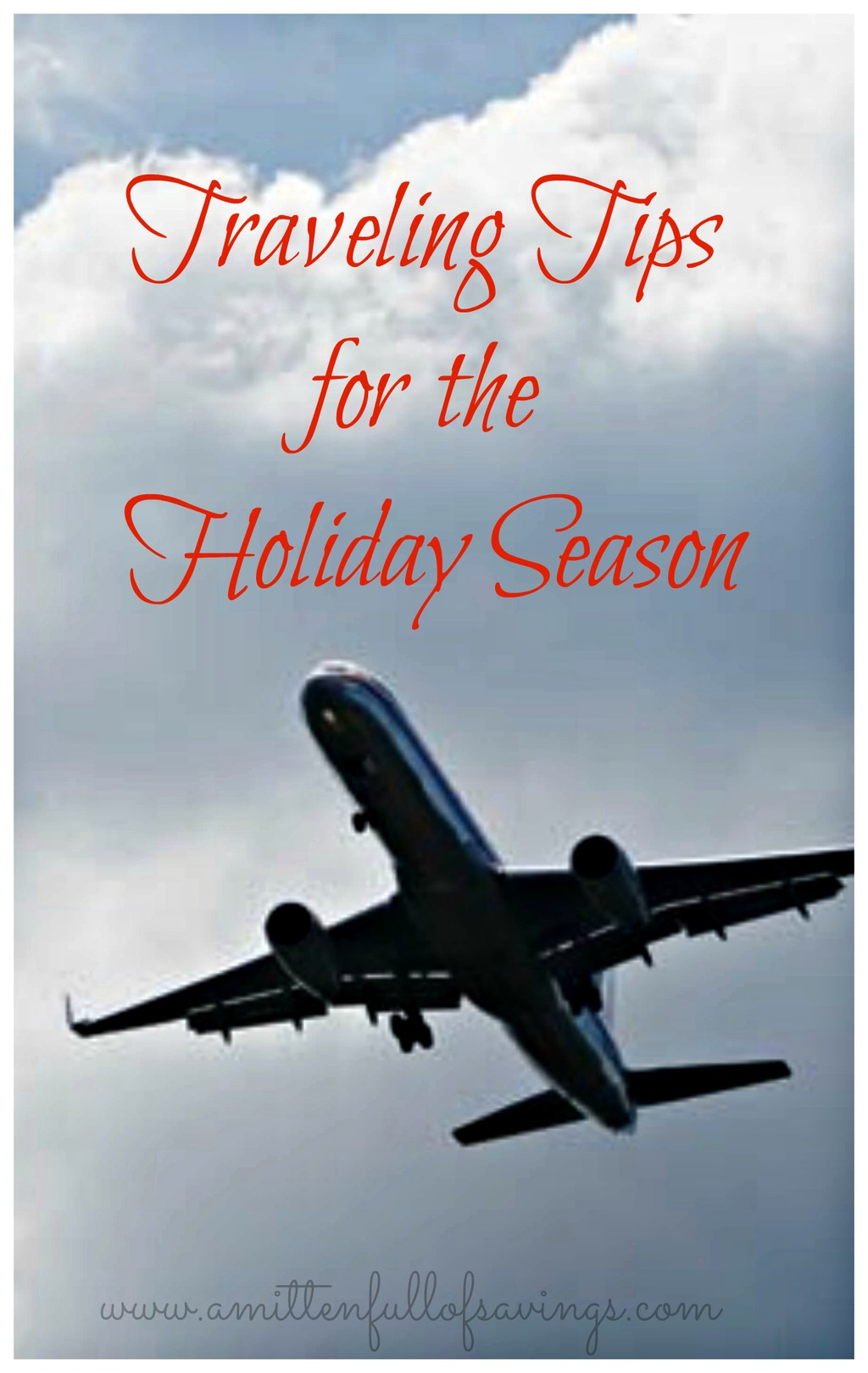 traveling tips for the holiday season