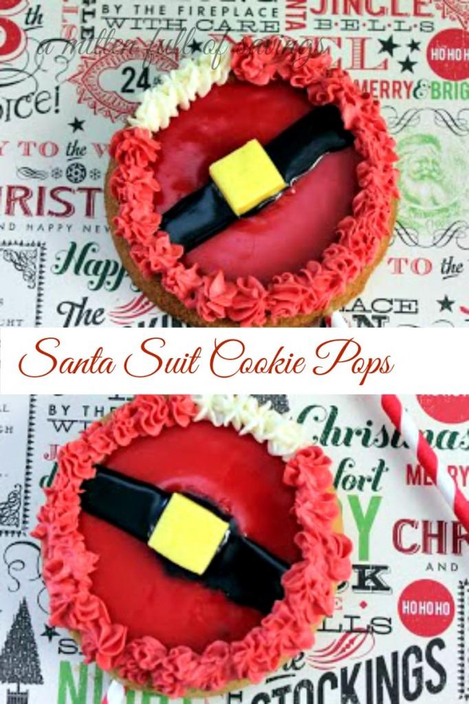 santa suit pops
