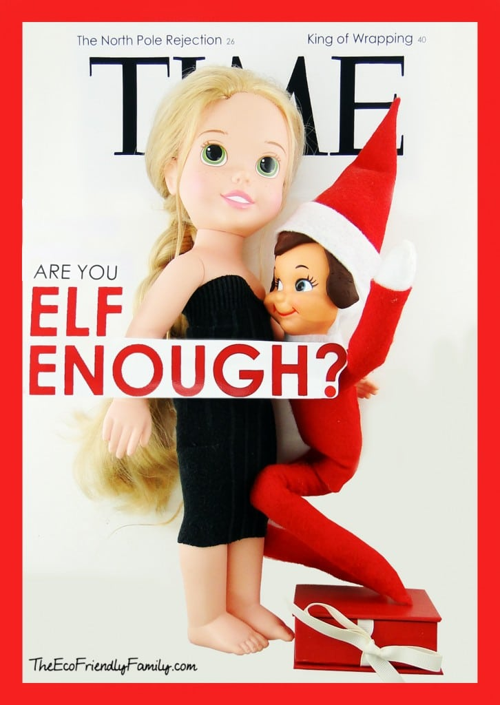 Are you Elf Enough Idea
