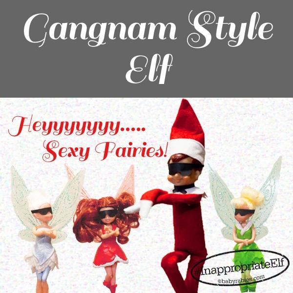 Gangnam Style Elf