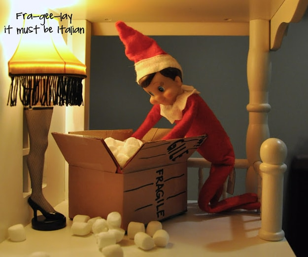 Elf on the Shelf A Christmas Story