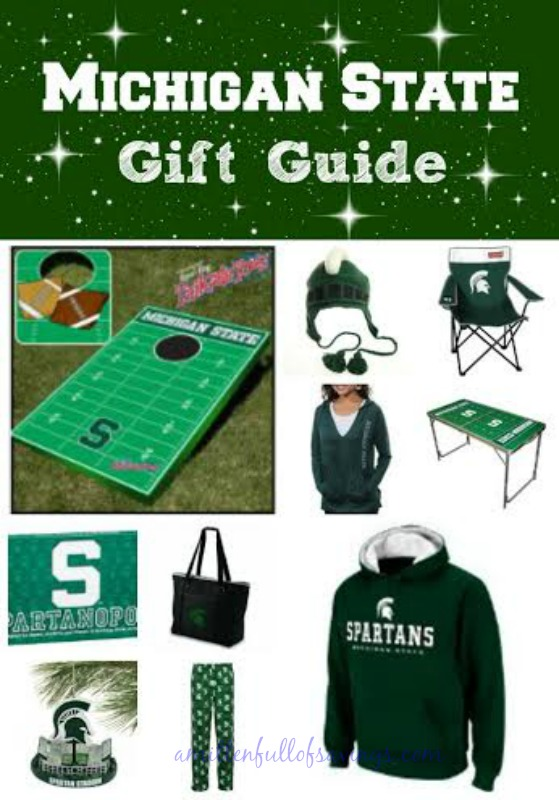 Best Gift Ideas For A Michigan State Fan Michigan State