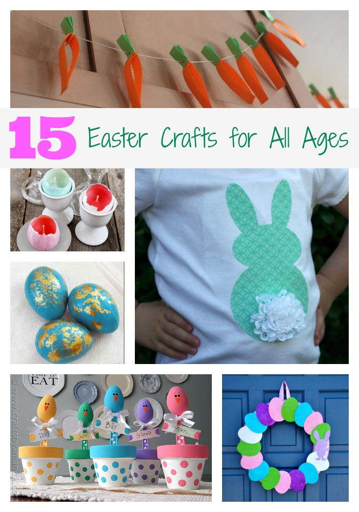Easter Craft Ideas 15 Easter Crafts For All Ages