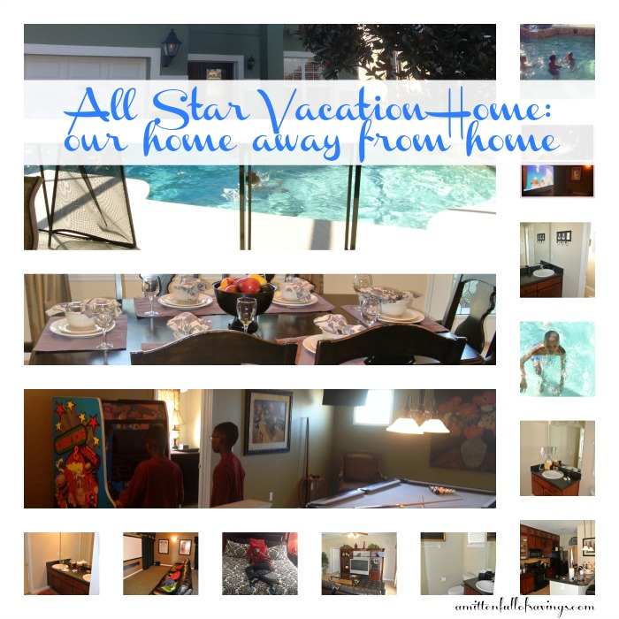 all star vacation home, vacation home