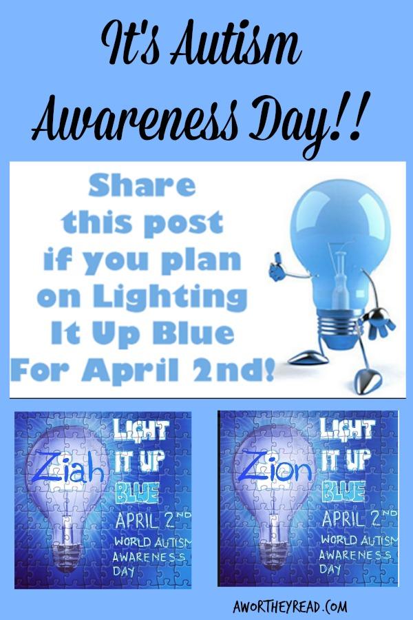 autism day, autism awareness day