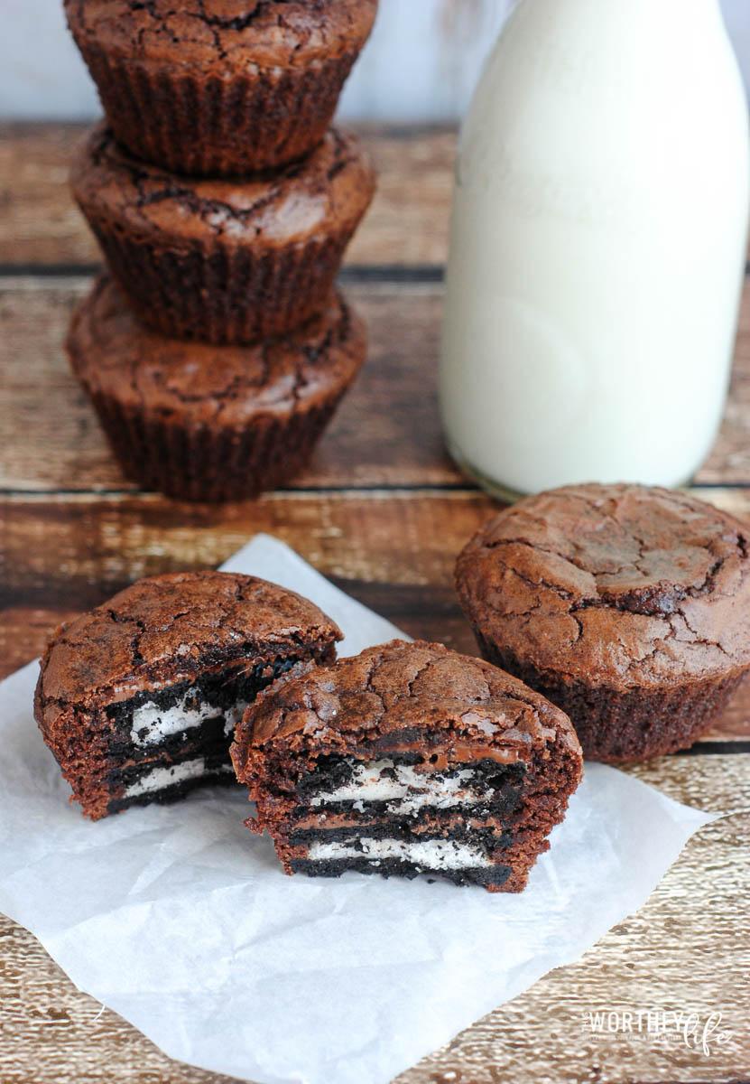 Cookie Oreo Brownie Recipe