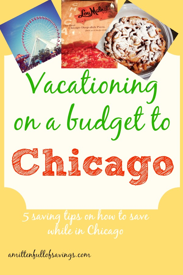 vacationing on a budget to chicago