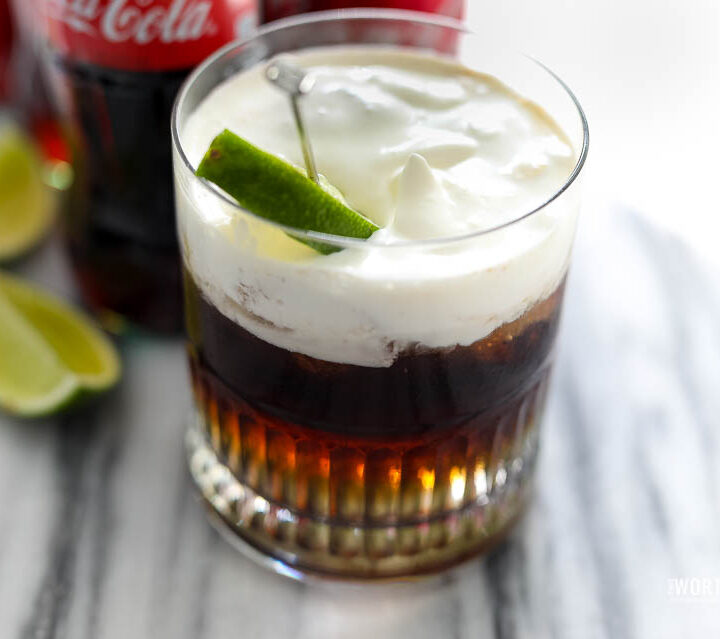 Dirty Coke Drink Recipe