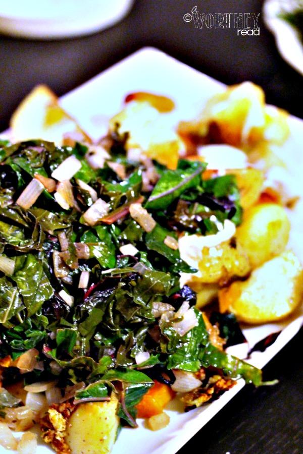 Swiss Chard & Kale