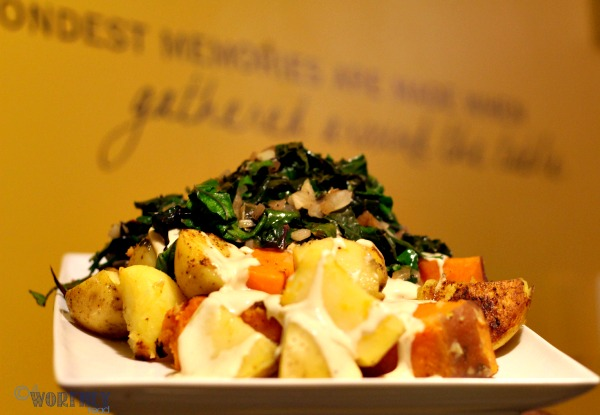 swiss chard and potatoes recipes