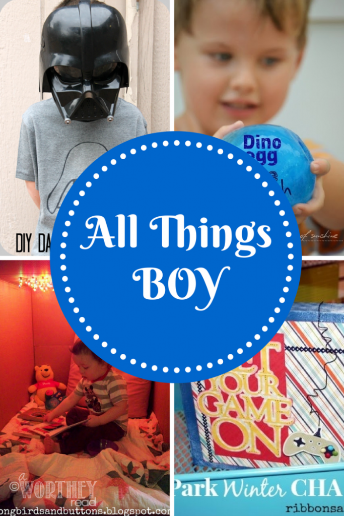 10 Cool Just For The Boys Activities