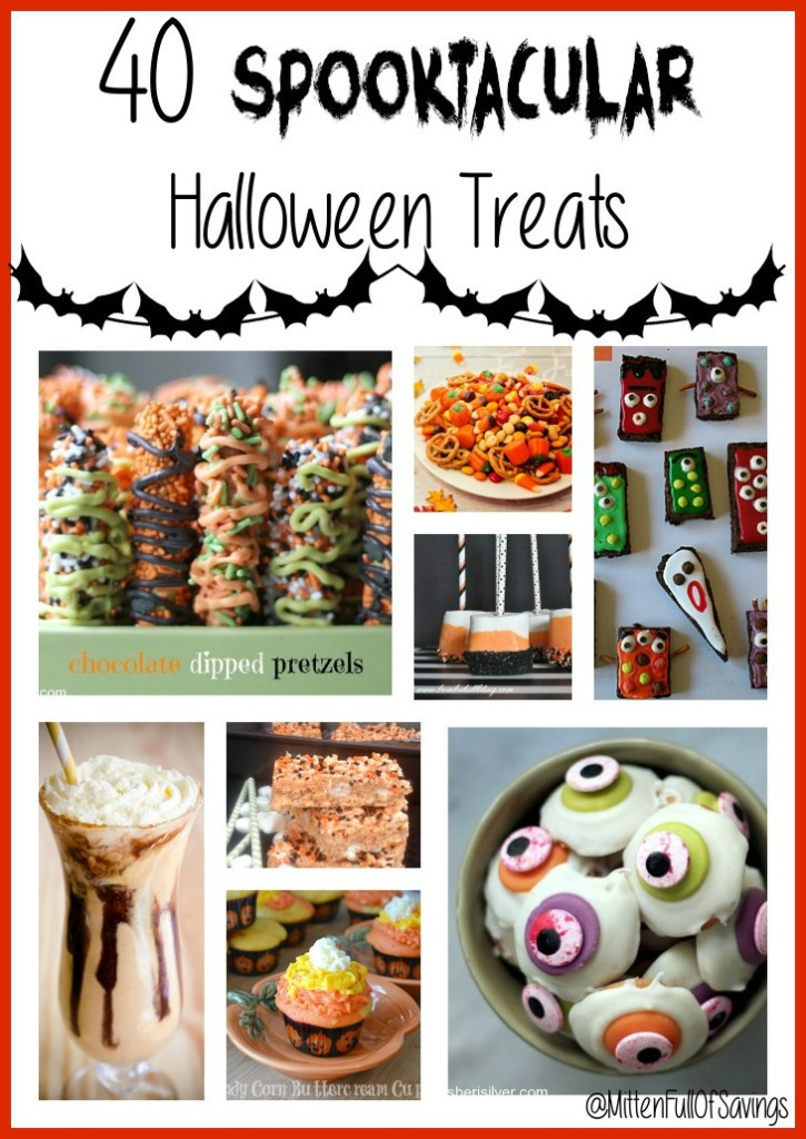 Spooktacular Halloween Treats