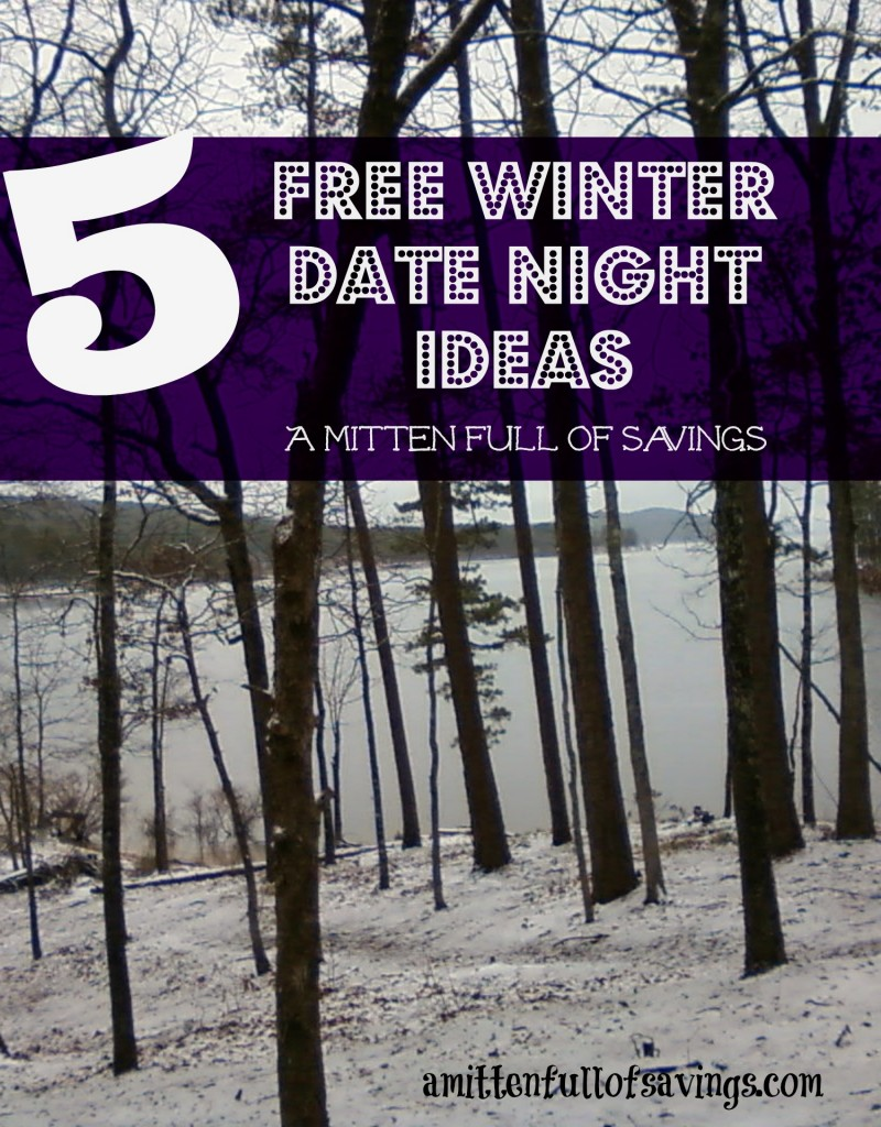 5 Free Winter Date Night Ideas