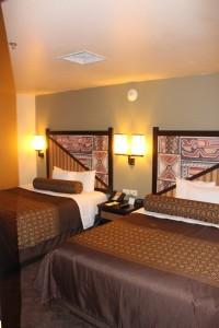 kalahari second bedroom