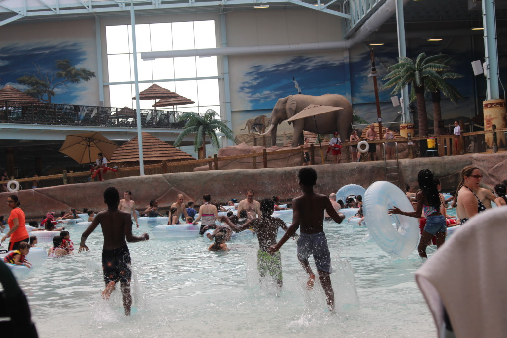 zzz boys at the waterpark
