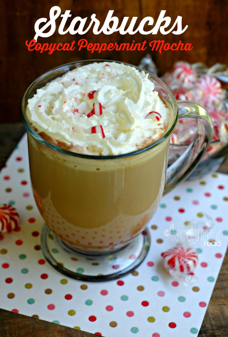 Copycat Starbucks Peppermint Mocha 173 Recipe