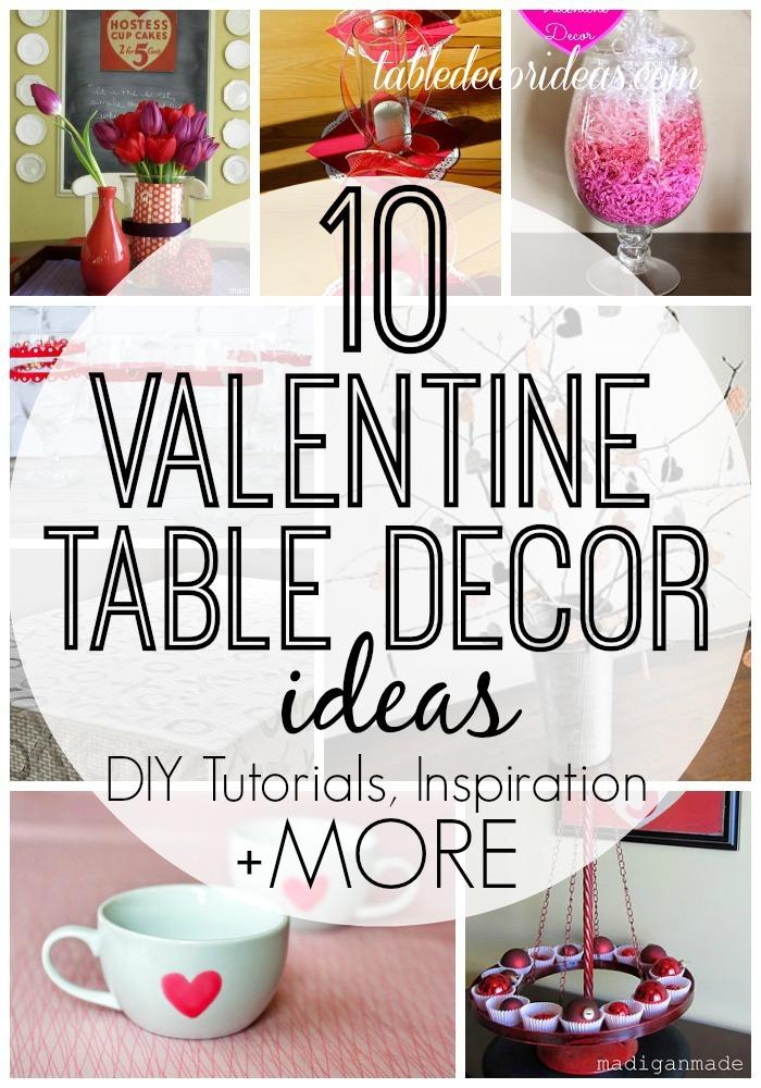Easy Valentine 39 S Day Decor Ideas