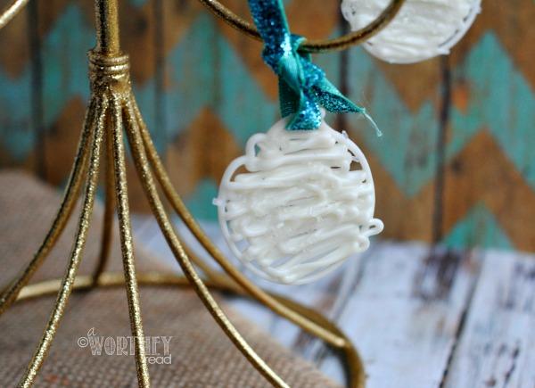 edible christmas crafts frozen ornaments