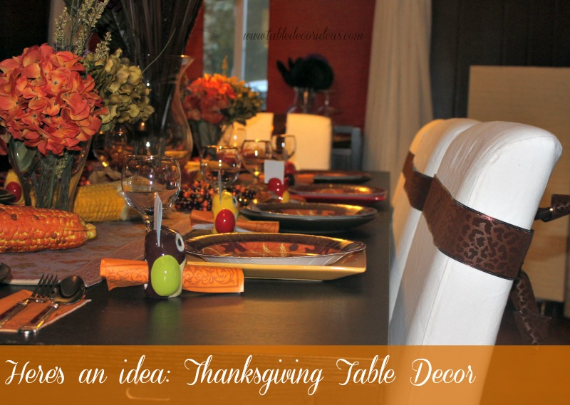 Decorating Ideas > Easy Thanksgiving Table Decor Idea ~ 044101_Thanksgiving Dinner Decor Ideas