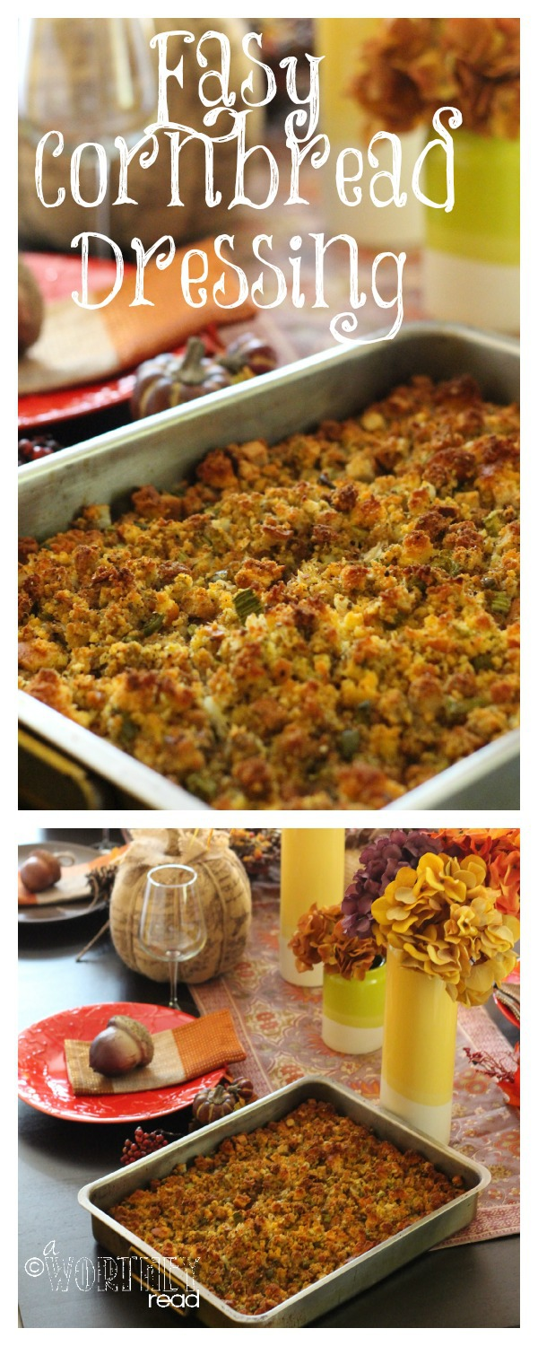 Best Stuffing Recipe Easy Cornbread Dressing Recipe