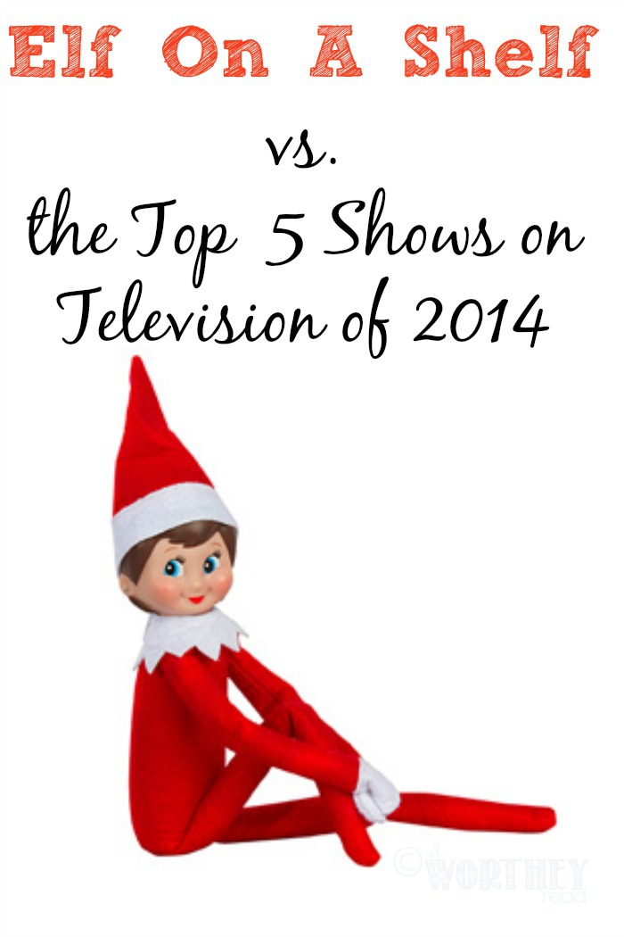 If You're Elf on The Shelf was in a top TV Show this is what would happen. Read how Elfie would act if he was in Scandal, SOA, Orange is the New Black and more!
