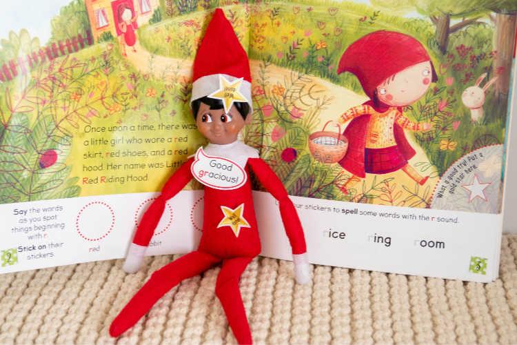 Easy Elf on the Shelf ideas for kids