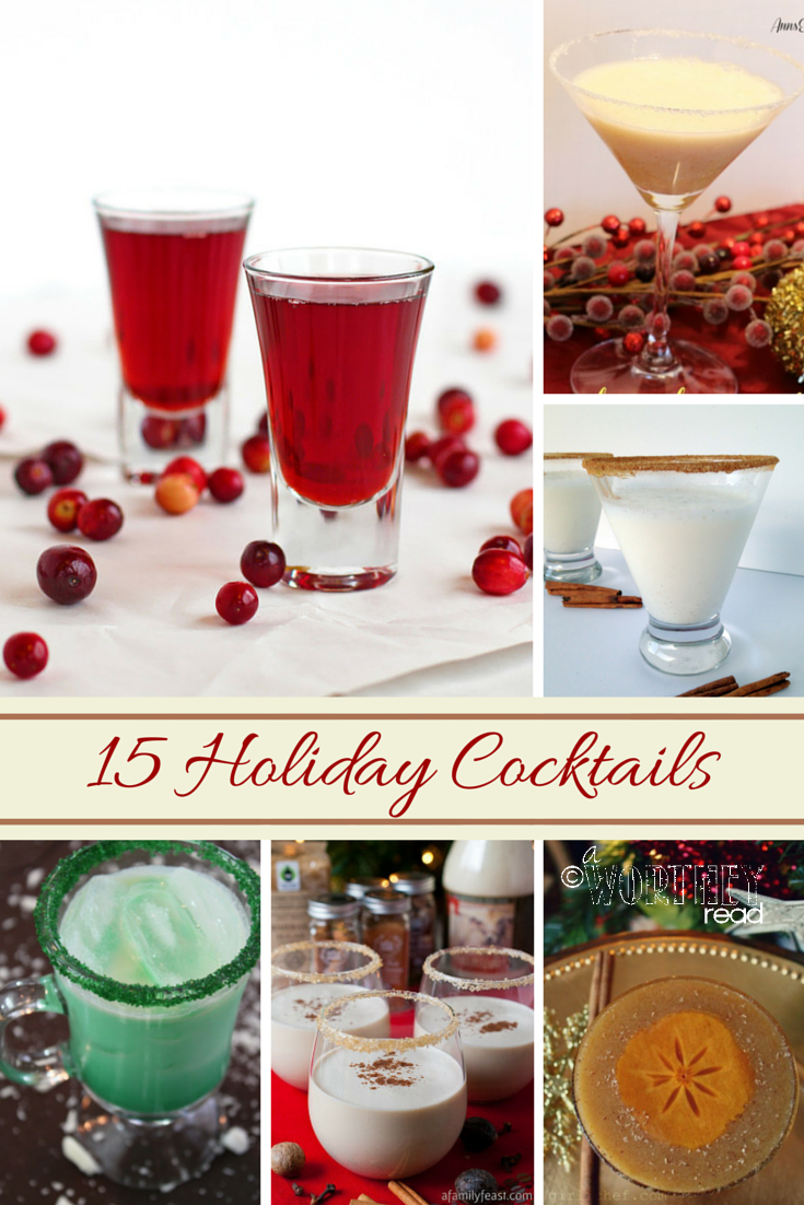 15 Holiday Cocktails To Try This Year