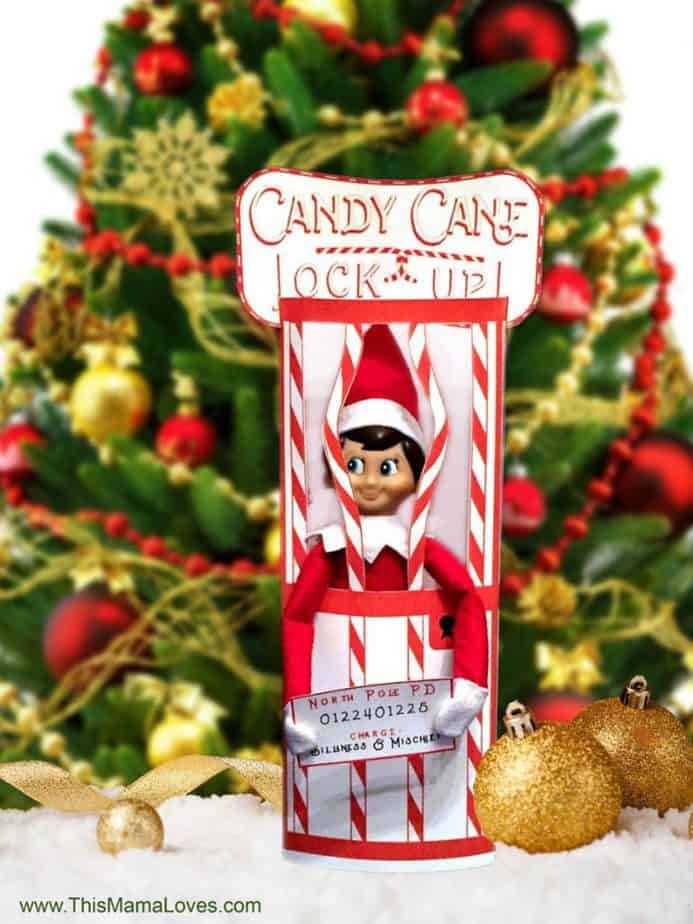 Free printables for Elf on the Shelf