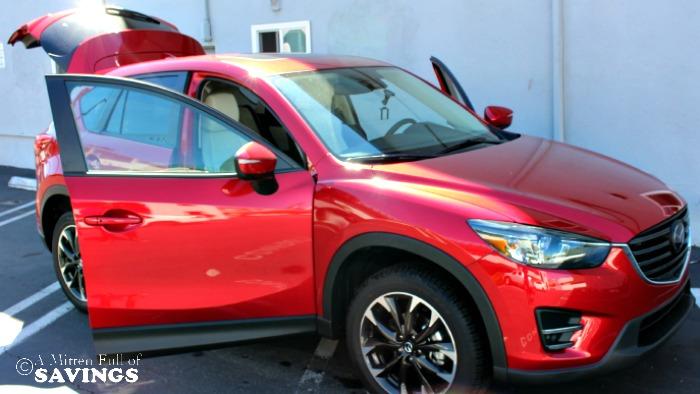 Mazda Full Body View