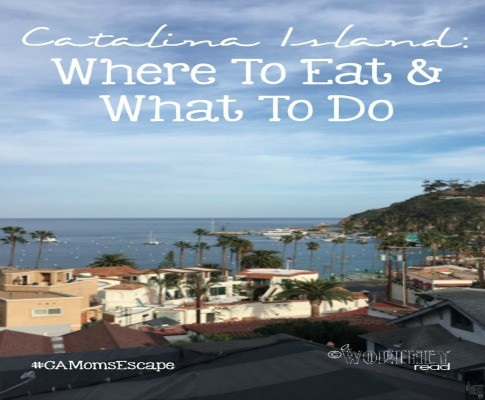 things to do in avalon, catalina island