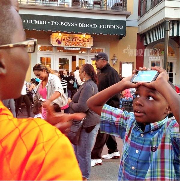 Activities in Downtown Disney
