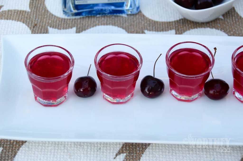 Cherry Bombs Adult Drink