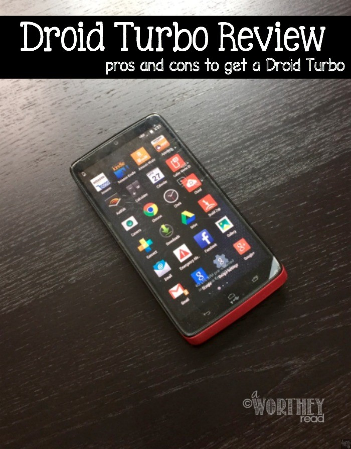 The droid turbo review pros and cons