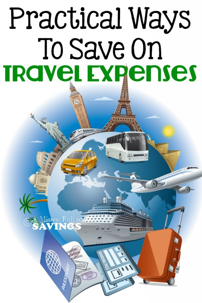 Traveling doesn't have to be expensive! Here's Practical Ways To Save On Travel Expenses
