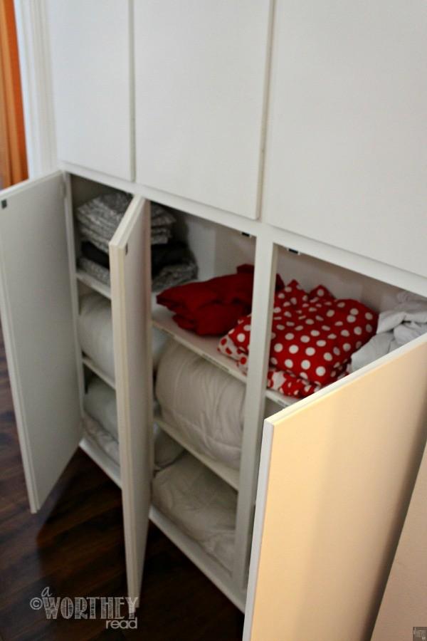 Suite Escapes Closet