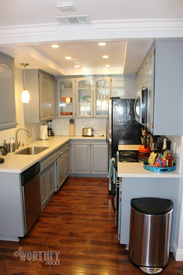 Suite Escapes Kitchen