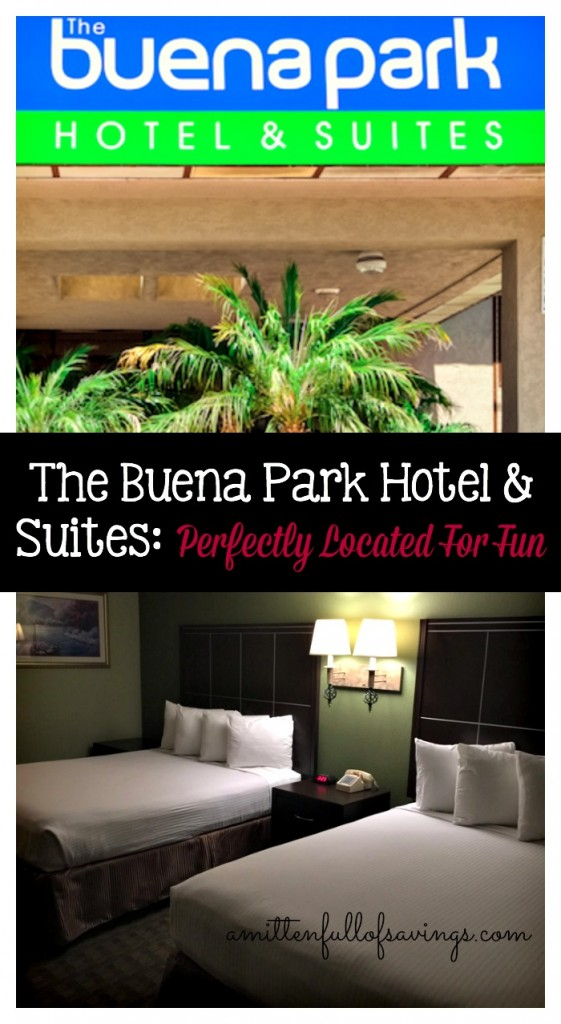 Headed to Disneyland or Knott's Berry Farm? Staying at The Buena Park Hotel is not only budget-friendly, it's right in the middle of all the action! Read my hotel review on The Buena Park Hotel