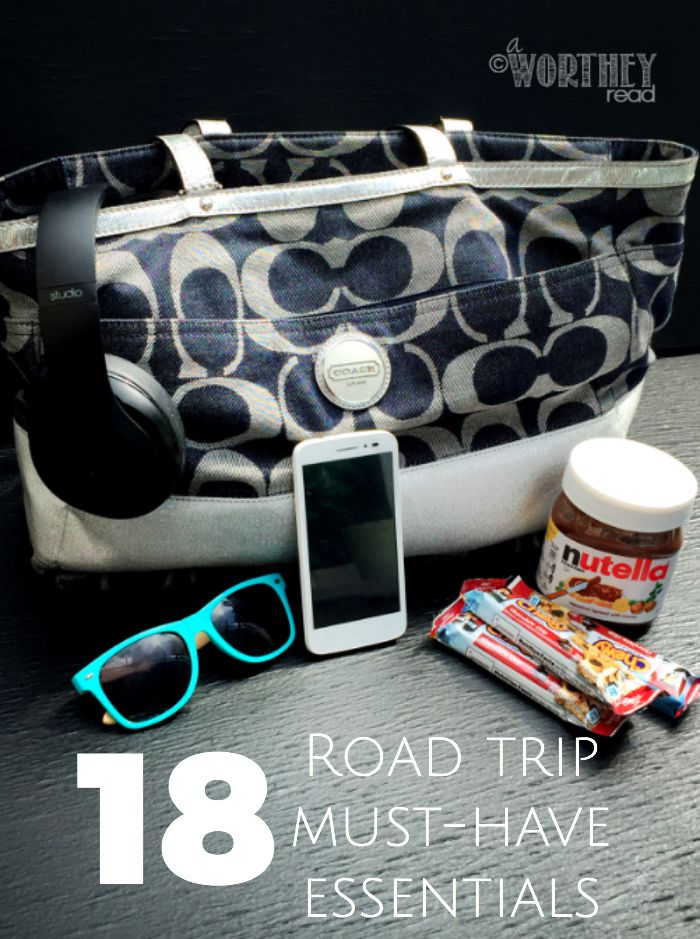 Planning a road trip this summer? Be sure to read our travel tips on the must-have road trip essentials. These road trip must-have items are vital to your road trip success! Get our road trip essential list below!-18 Road Trip Must Have Essentials