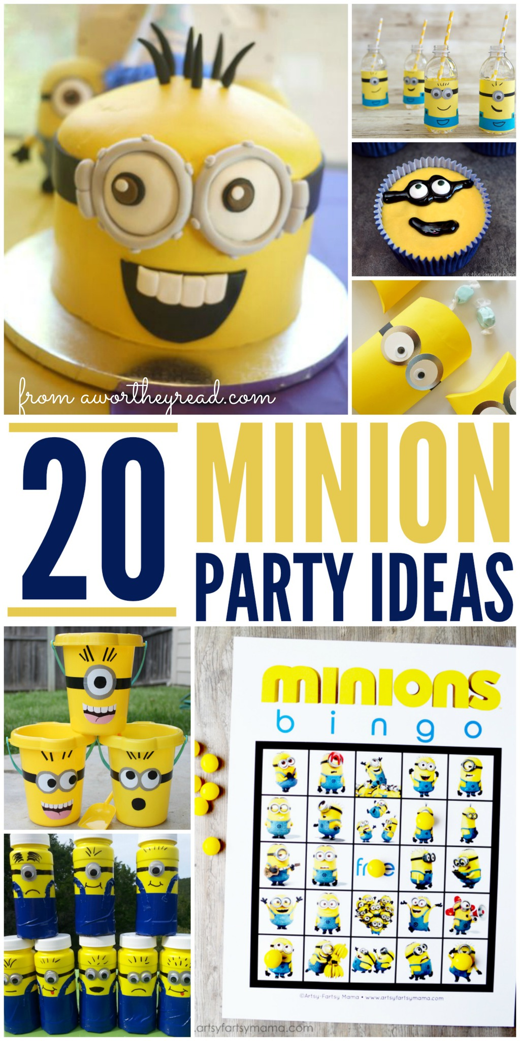 20 Minion Party Ideas | Minions Movie