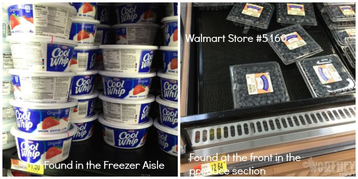 Blueberry Shortcake Walmart