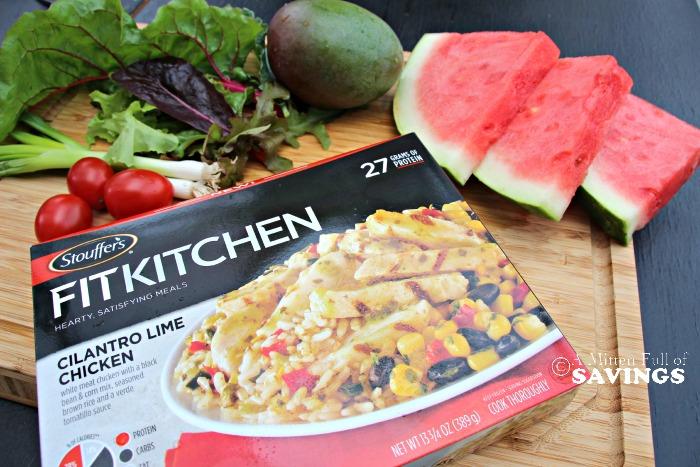STOUFFER'S® Fit Kitchen Steak Fajita #PowerfulProtein