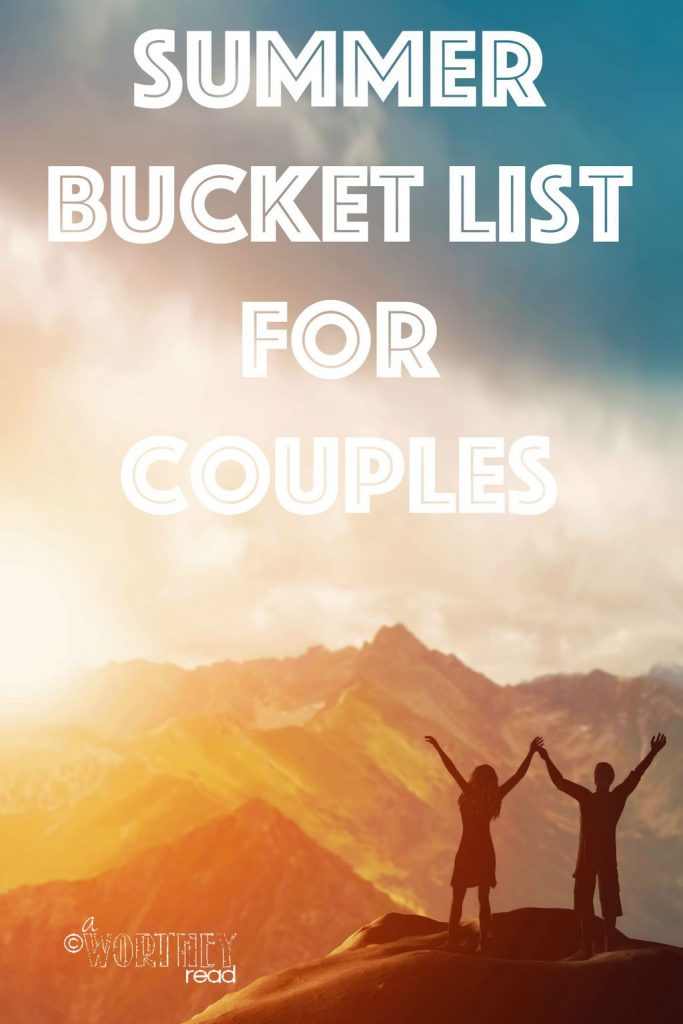 "summer dating bucket list And today, something else also comes to mind: summer bucket lists below you'll find 20 ideas taken from my ebook, ""idea book – 500 ideas for your summer bucket list."