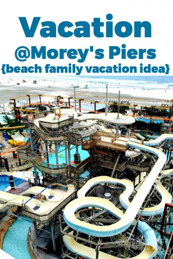 Beach Family Vacation Idea Moreys Piers