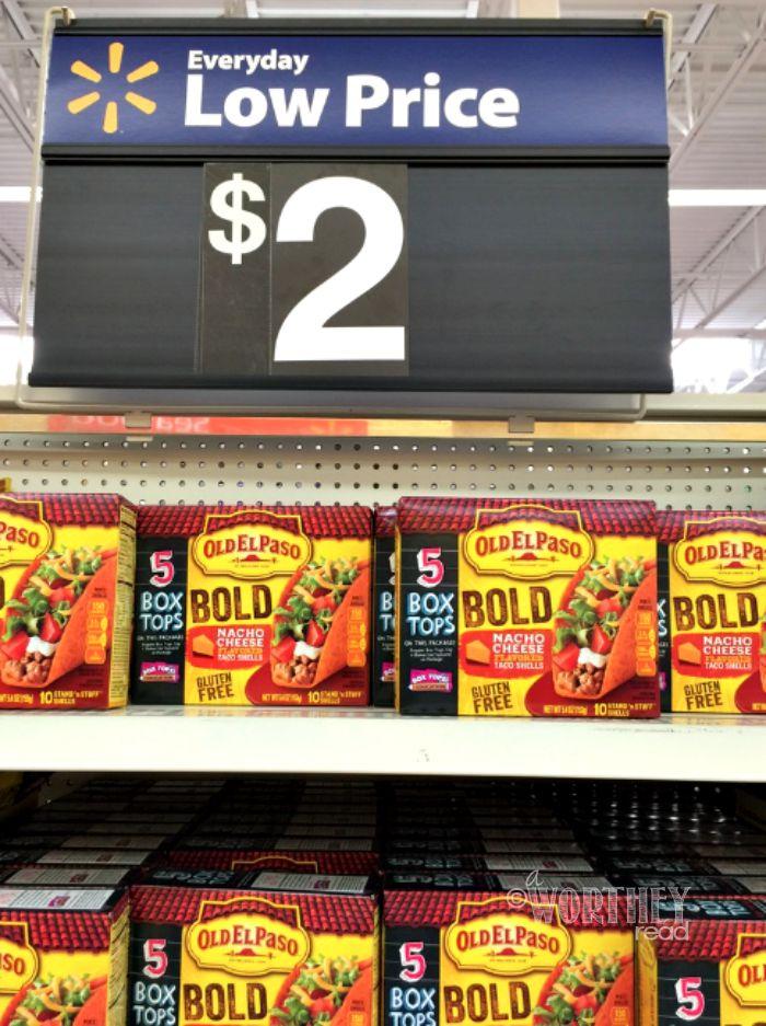 Box Tops Old El Paso