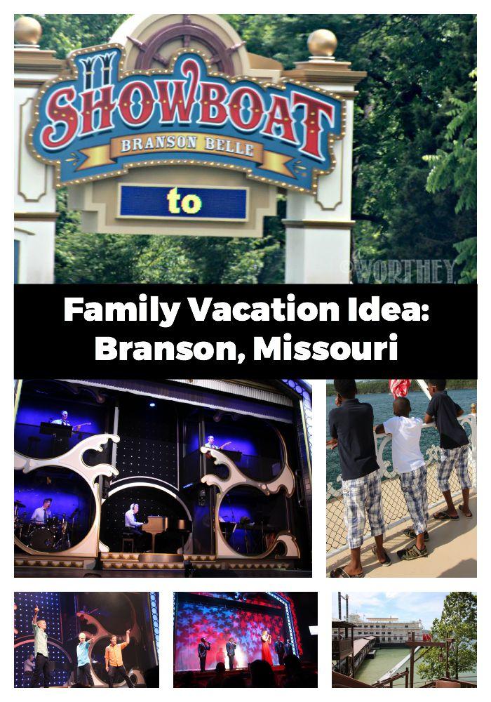 Family Vacation Idea: Branson, Missouri