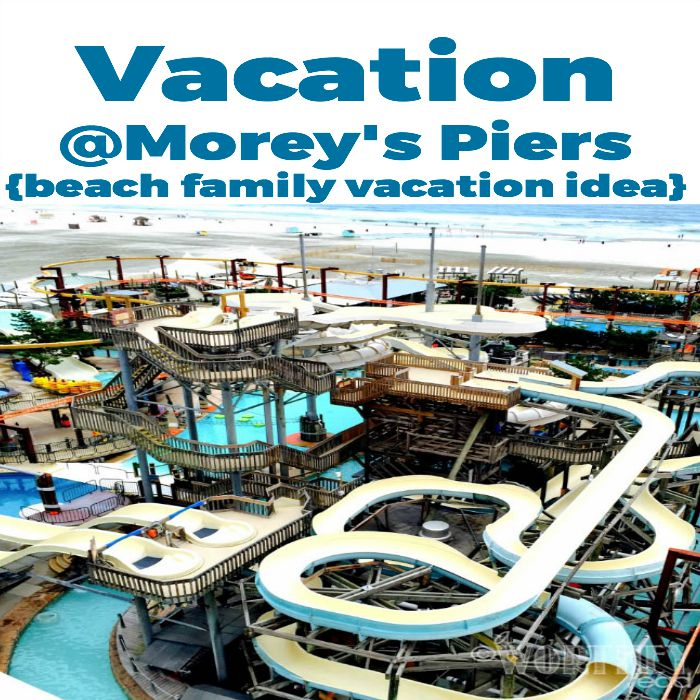 Vacation at Moreys Piers